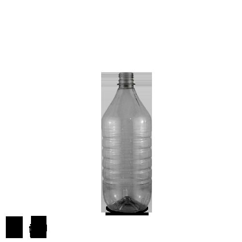 PET 1000cc sin Gas
