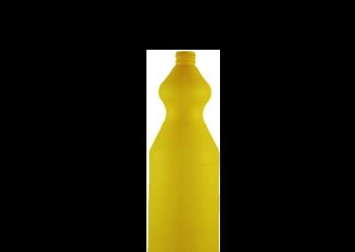 PEAD 1000cc Lavandina Amarilla